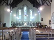 Holy Trinity church, Sibford