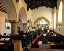 St Martin's Shutford