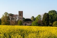 St Nicholas church, Tadmarton