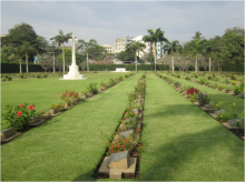 Rangoon Commonwealth War Cemetery 2015