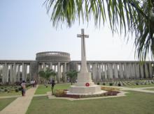 Taukkyan Commonwealth War Cemetery 2015