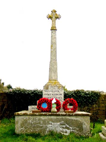Image result for sibford gower war memorial